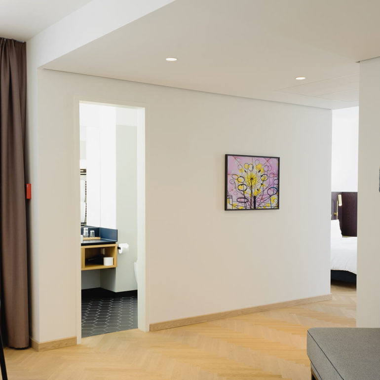 melter-deluxe-apartment-eingangsbereich